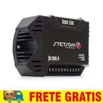 Amplificador Stetsom Iron Line Ir 280.4 280w Rms 2 Ohms 4 Ca