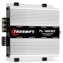 Modulo Taramps Tl 1200 260w Rms Rca 2 Canais Amplificador