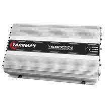 Módulo Amplificador Taramps Ts 800x4 4 Canais 2ohms +sorteio