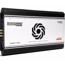 Modulo Booster 3000w 4 Canais Ba-2100.4 + Frete Grátis