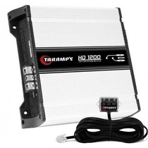 Modulo Amplificador Taramps Hd 1200 Digital 1 Canal Mono Top