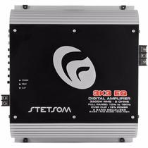 Módulo Amplificador Stetsom 3k3 Eq 4000w Rms Mono 3k3+brind