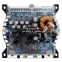 Modulo Amplificador Stetsom Vs600.4 600wrms 4 Canais 2 Ohms