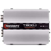 Módulo Amplificador Taramps T800 Compact 800 Rms 1 E 2 Ohms