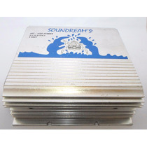 Módulo De Potência Soundreams Modelo Sst 1120 - 4 X 70 W Rms