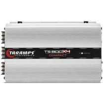 Taramps Módulo Tl Ts 800 X4 800w Rms Amplificador Compact Hd