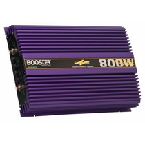 Amplificador Booster 4ch Ba-610gx Stereo 800w Gold 4