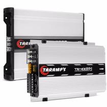 Kit Modulo Taramps Hd5000 5000w Rms + Ts400 4 Canais Stereo