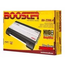 Modulo Booster Ba-2200.4 3000w(5)**pronta Entrega
