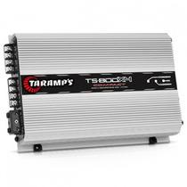 Modulo Taramps Ts-800x4 Compact Amplificador 800w 4 Canais