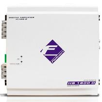 Modulo Amplificador Falcon Hs1600 Digital 2 Canais