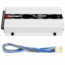 Modulo Amplificador Taramps Tl1800 530w Rms 3 Canais