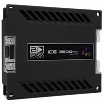 Módulo Amplificador Banda Ice 2500w Rms 1 Canal 2 Ohms Mono