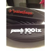 Rockford Fosgate Punch 100ix Dsm