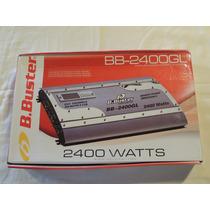Modulo Potencia B. Buster - Bb-2400gl 2400w - 400w Rms