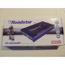 Modulo Potencia Roadstar Roxo Rs-4210 Amp 840w