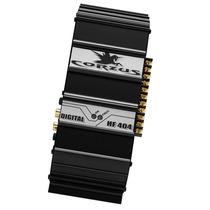 Módulo Amplificador Corzus Hf404 - 400w Rms-4 Canais Digital
