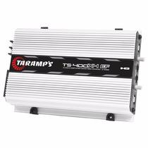 Modulo Taramps Ts400 Ef Digital 4 Canais 400w Rms Via Fio