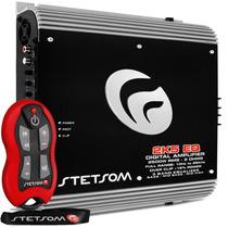 Modulo Stetsom 2k5 Eq 3200w Rms Digital + Equalizador +sedex