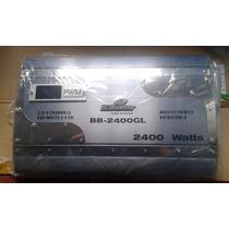 Modulo B.buster Bb-2400gl 2400watts - 04 Canais