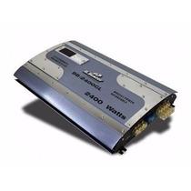 Modulo Amplificador Buster Bb2400gl 2400w - 4 Canais C/ Cros