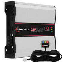 Modulo Taramps Dsp 3000w Rms Amplificador Digital Potencia