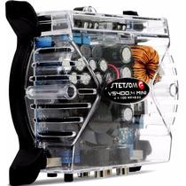 Modulo De Potência Stetsom Vs400.4 Mini 400w Com 4 Canais
