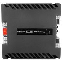 Amplificador Digital 1 Canal Banda Ice 800w Rms 1 Ohms