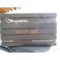 Módulo Amplificador Roadstar Power One 2400watts Barato