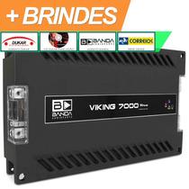 Modulo Amplificador Banda Vikink 7000 Digital 7000w Rms