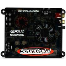 Modulo Amplificador Classe Sd 250 Digital 300w Rms Sd250