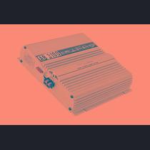 Amplificador Boog Ab3100 390w Rms 3 Canais 2 E 4 Ohms