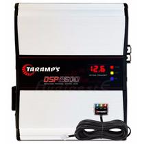 Módulo Amplificador Taramps Dsp-2500w Rms Equalizador Frete