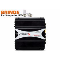 Modulo Amplificador Stetsom V600.4 760w Rms 4 Canais