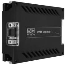 Modulo Amplificador Banda Ice 2500 Potência Digital 2500wrms