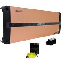 Módulo 1 Canal 2000w Audiophonic H-tech Blow One+rca Brinde