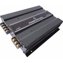 Amplificador A950 D - 2 Canais Power Systems Fg