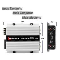Modulo Taramps T400 Amplificador Digital 4 Canais