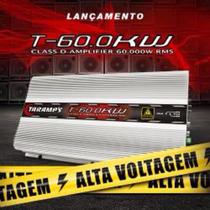 Amplificador Taramps 60.000 Rms Alta Voltagem