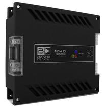 Módulo Amplificador Digital Banda 12.4d 1200w Rms 4 Canais