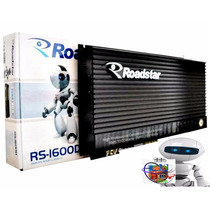 Modulo Digital Roadstar Rs-1600d 1 Ohm:1600w Rms = 3500w
