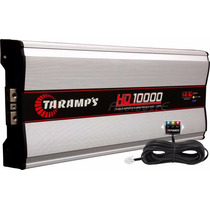 Módulo Amplificador Taramps Hd 10000 10000 W Rms Sedex