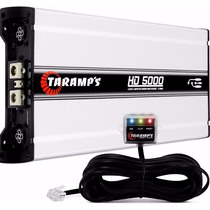 Modulo Taramps Hd5000 5000 W Rms Amplificador 1 Canal 2 Ohms