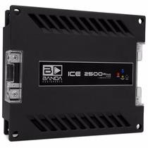 Modulo Banda 2500 W Rms Ice 2 Ohms Amplificador Digital Vx