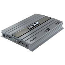 Modulo Amplificador B52 Rc755 700w Rms 4 Canais Prata