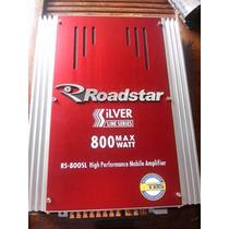 Modulo Roadstar Silver Rs-800sl 800w