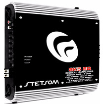 Modulo Digital 2500w Stetsom Amplificador Vulcan 2k5 Eq Mono