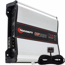 Amplificador Taramps Hd3000 1 Canal 3000w Rms Frete + Brinde