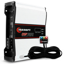 Potencia Automotiva Taramps Dsp1600 Rms Digital Sub Trio