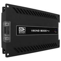 Módulo Amplificador De Potencia Banda Viking 5000 Mono 500w